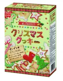「手づくりセット クリスマスクッキー(共立食品株式会社)」の商品画像
