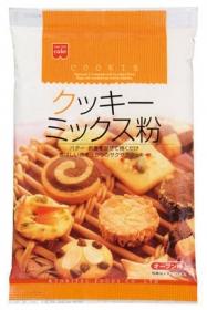 「クッキーミックス粉(共立食品株式会社)」の商品画像