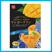 共立食品株式会社の取り扱い商品「マンゴープリン」の画像