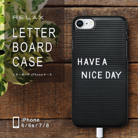 LETTER BOARD CASE /レターボードiPhoneケースの商品画像
