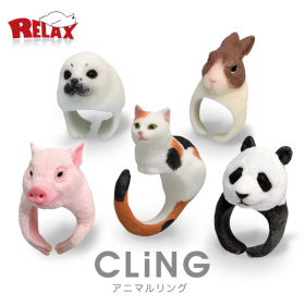 〈RELAX/リラックス〉ANIMAL CLING/アニマルクリングの商品画像