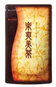 株式会社 日本薬師堂の取り扱い商品「15種類の素材をブレンド 毎日のすっきり習慣に 健康と美容のための 楽爽美茶」の画像