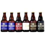 COEDOビール 6本入りギフトセットの商品画像