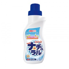 ナチュラルせんたく洗剤ジェルタイプ640mlボトルの商品画像