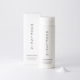 株式会社セサミの取り扱い商品「モデルスキン洗顔パウダー」の画像