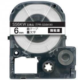 キングジム テプラPRO互換テープカートリッジの商品画像
