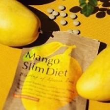 マンゴースリムダイエット:自然のチカラで体の中からキレイを目指すの商品画像