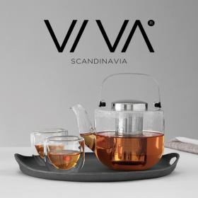 お茶を楽しむ人のことを想い作られた「VIVA Scandinavia」の口コミ(クチコミ)情報の商品写真