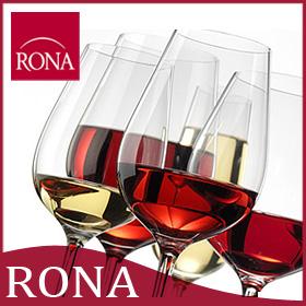 「ロナ(RONA)クリスタルガラス(ブランド洋食器専門店 ル・ノーブル(Le-noble))」の商品画像