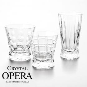 家呑みを楽しむためのマイグラス「CRYSTAL OPERA(クリスタルオペラ)」の口コミ(クチコミ)情報の商品写真
