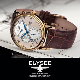 「ドイツ製腕時計ELYSEE(エリーゼ)(ブランド洋食器専門店 ル・ノーブル(Le-noble))」の商品画像