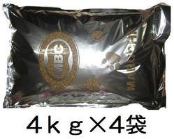 MBCシリーズ 4 チキン&ライス(成犬用) 16kg(4kg×4袋)の商品画像