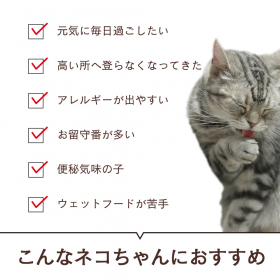 「CATSTANCE 鹿肉ドライ(株式会社プロ・アクティブ)」の商品画像の2枚目