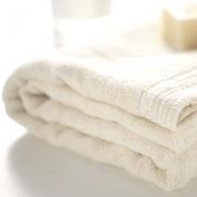 竹布のバスタオルの商品画像
