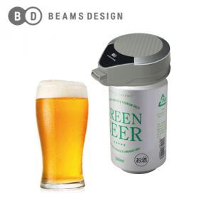 「【BEAMS DESIGN】ワンタッチビールサーバー(株式会社グリーンハウス)」の商品画像の2枚目