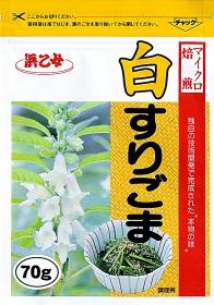 マイクロ焙煎白すりごまの商品画像