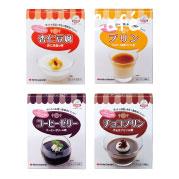 機能性おやつ【コラカフェ簡単デザートの素】1箱(2人分×3袋入)の商品画像
