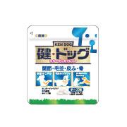 「犬用コラーゲンサプリメント【健・ドッグ】 1袋(120粒入)(株式会社ニッタバイオラボ)」の商品画像