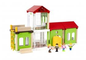 ヴィレッジ ホームセットの商品画像