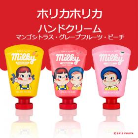 株式会社マックプランニングの取り扱い商品「ホリカホリカ ペコちゃんハンドクリーム」の画像