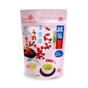 減塩梅こんぶ茶の商品画像