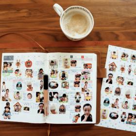 「みんなのシール(コスモメディアサービス)」の商品画像