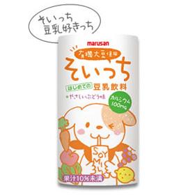 「そいっち(子供向け豆乳飲料)(モニプラ運営事務局)」の商品画像