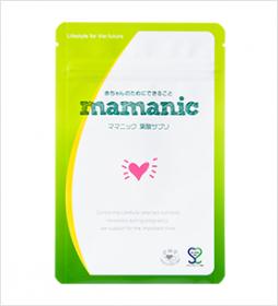 ママニック 葉酸サプリの商品画像