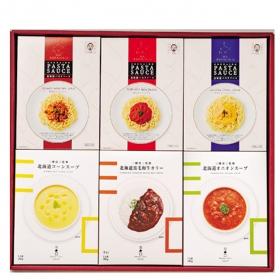三國清三推奨 ディナー&パスタソースV-フードサンクスお取り寄せネット通販の商品画像