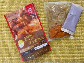 「大阪鶴橋チーズタッカルビ(株式会社西友フーズ)」の商品画像