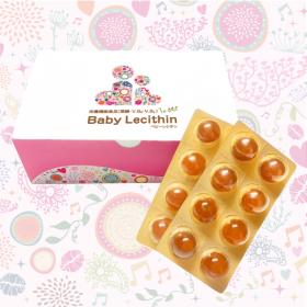 BabyLecithin ベビーレシチン 葉酸+レシチン+ビタミングミの商品画像