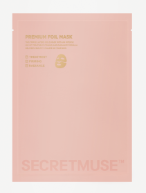 「【SECRETMUSE】 シークレットミューズ オリジナルフォイルマスク(株式会社nature&nature Japan)」の商品画像