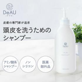 「DeAU スカルプシャンプー 500ml(株式会社エクセレントメディカル)」の商品画像