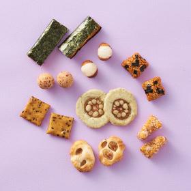 植垣米菓株式会社の取り扱い商品「おかき五郷」の画像