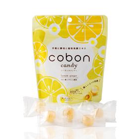 「コーボンキャンディ(レモン&ジンジャー)(第一酵母株式会社)」の商品画像