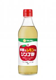 蜂蜜&レモン入りリンゴ酢360mlの商品画像