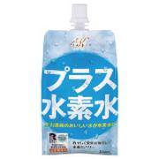 「 「プラス水素水 330ml」 24個入(立山連峰天然水使用)(株式会社K・プレイズン)」の商品画像