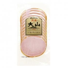 「熟成ロースハム(大山ハム株式会社)」の商品画像