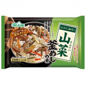 テーブルランド株式会社の取り扱い商品「山菜釜めしの素」の画像