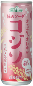 「麹のソーダ・コジソ(テーブルランド株式会社)」の商品画像