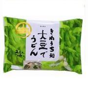 「大豆でうどん(サンサス商事株式会社)」の商品画像