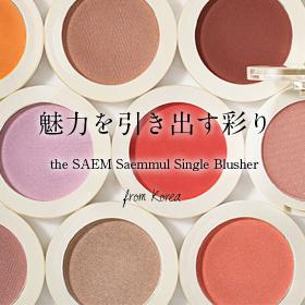 「ザ セム センムル シングルブラッシャー 5g 全27色(株式会社 エクスパンド)」の商品画像