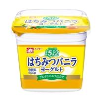 「LKM512 はちみつバニラヨーグルト(協同乳業株式会社)」の商品画像