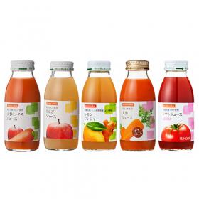 7月発売【数量限定】どれが好き?ジュース5種類 飲み比べセット (約180円お得の商品画像