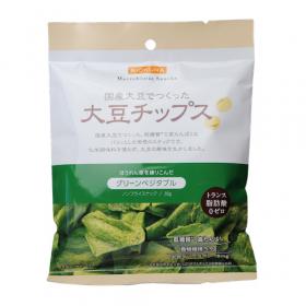 大豆チップス グリーンベジタブルの商品画像