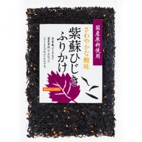 「紫蘇ひじき(生タイプふりかけ)(株式会社ビオクラ食養本社)」の商品画像