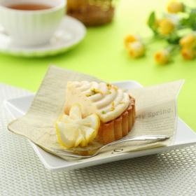 マクロビオティックケーキ  クレーム・タルト・オ・シトロンの商品画像
