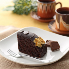 株式会社ビオクラ食養本社の取り扱い商品「マクロビオティックケーキ リッチガトー・オ・ショコラ」の画像