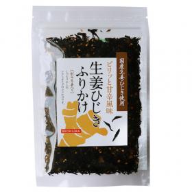 「生姜ひじき(株式会社ビオクラ食養本社)」の商品画像