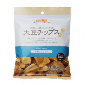 大豆チップス あおさビネガーの商品画像